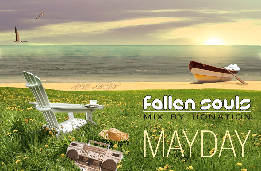 MayDay Mix CD Cover
